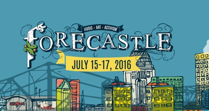 2016 Forecastle Festival Announces Lineup