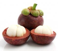 Mangoustan, fruit délicieux