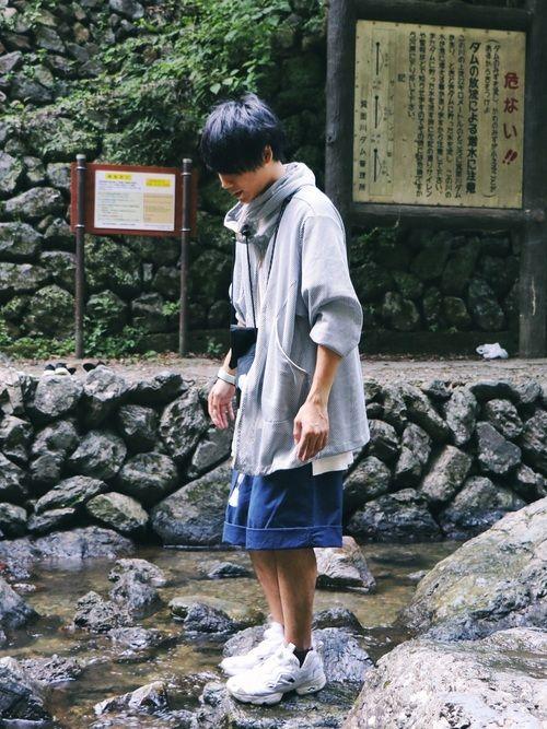 川遊び in 箕面