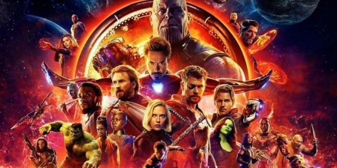 Avengers Infinity War 2018 Hindi Dubbed Bluray Full Movie Watch