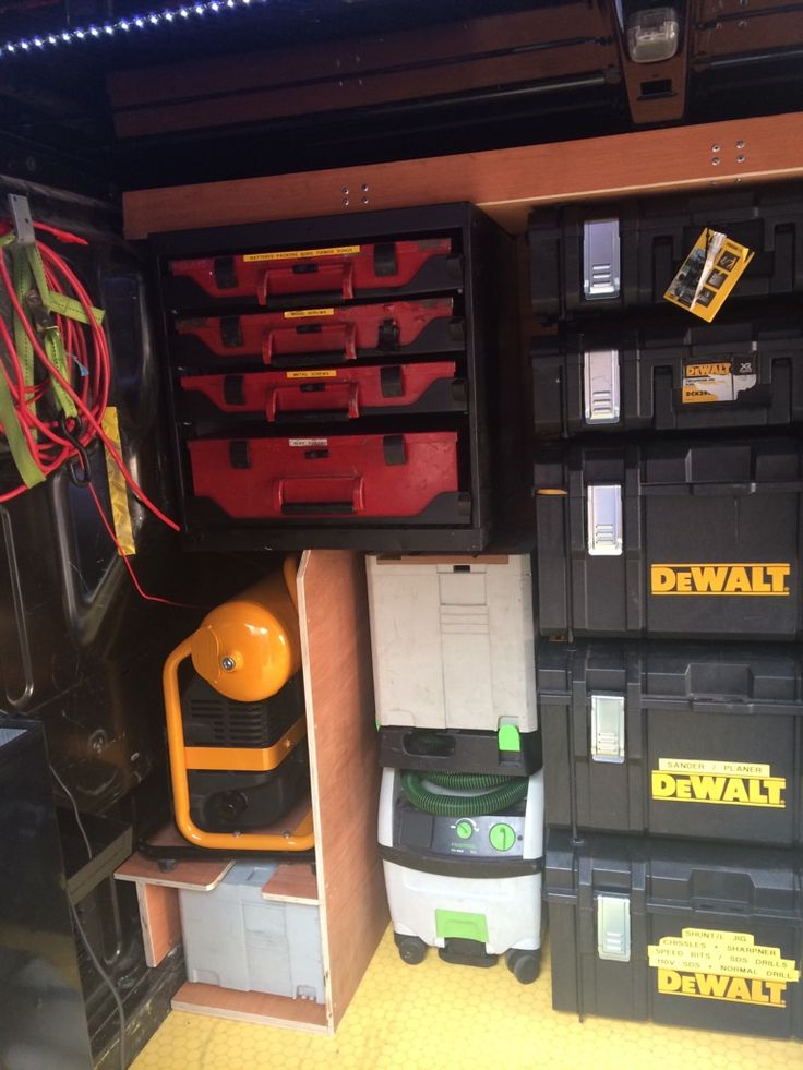 My Tools And Racking Show Off Your Dewalt Tools Tools