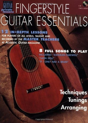 What's the best way to learn fingerstyle guitar? - Quora