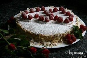 Pineapple Cream Cake/Prajitura cu crema de ananas