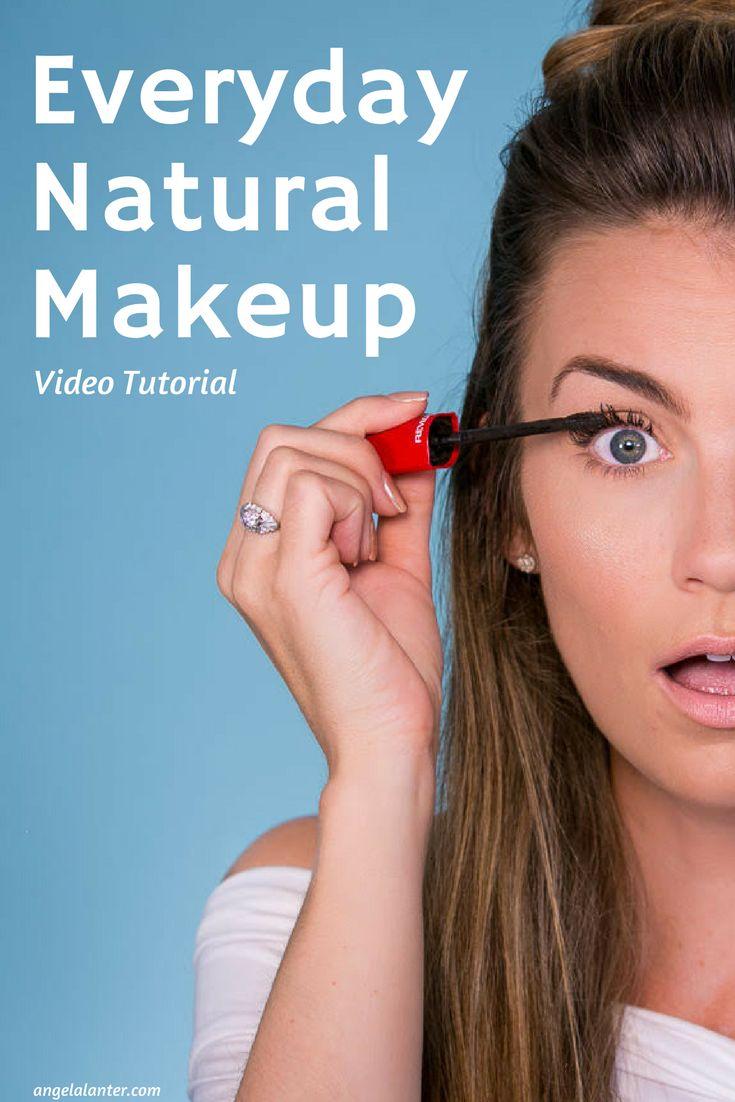 17 Best Ideas About No Makeup Looks On Pinterest