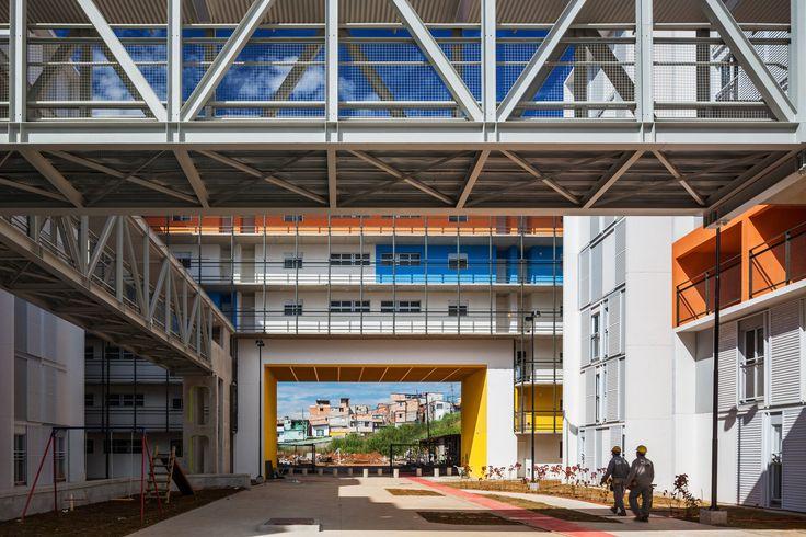 Galeria de SEHAB Heliópolis / Biselli Katchborian Arquitetos - 12
