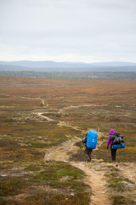 Hetta-Pallas hike, part 4 is waiting for your attention! #hettapallas #hiking #finland #visitfinland #rinkkaputki