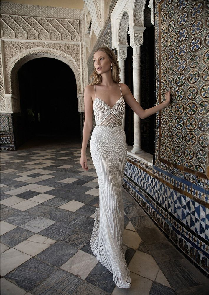 4 Incredible Israeli Bridal Designers to Watch in 2017...