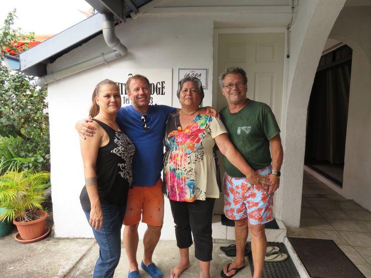 Dos días fueron suficientes para que quedara encantado con esta manera de hospedarse en la Polinesia. Un lugar ideal para patiperros en busca de aventuras.