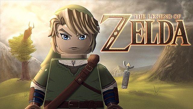 LEGO!Zelda Projects, Geek Stuff, Videos Gamer, Legends Of Zelda, Bit Geeky, Lego Legends, Lego Cuusoo, Legend Of Zelda, Lego Link