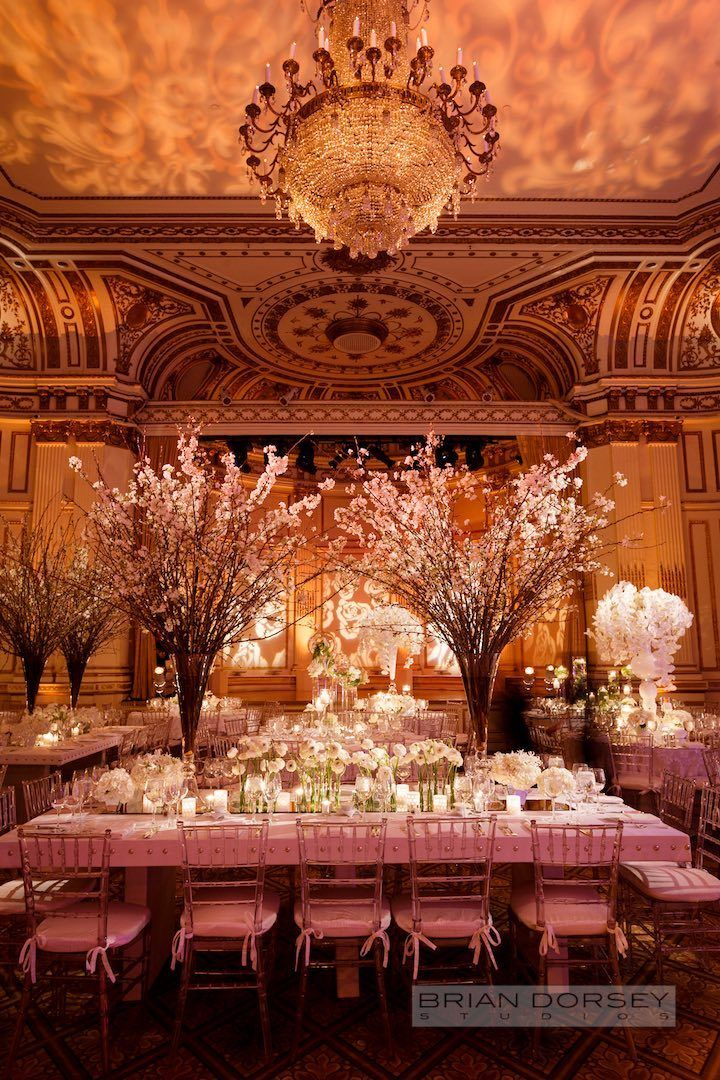 Luxurious New York Wedding at The Plaza Hotel - MODwedding