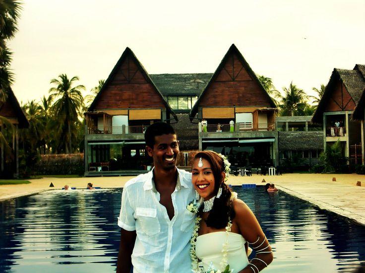 Wedding at Malu-Malu.