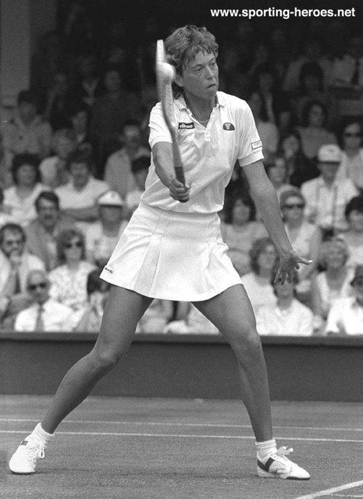 Jo Durie - Former Tennis Player. 1992. | Tennis players ...