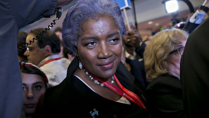 "Donna Brazile, a top official with the Democratic National Committee who also was a CNN analyst, allegedly notified Hillary Clinton's presidential campaign in March about a question to be asked at a ""town hall"" debate during the primaries, according to documents posted by WikiLeaks."