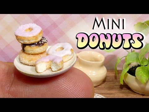 Miniature Rainbow Popsicles and Fruit with Polymer Clay // Dollhouse Miniature Food Tutorial - YouTube