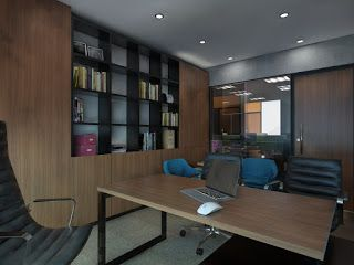 POWER RENDER: Manager Room