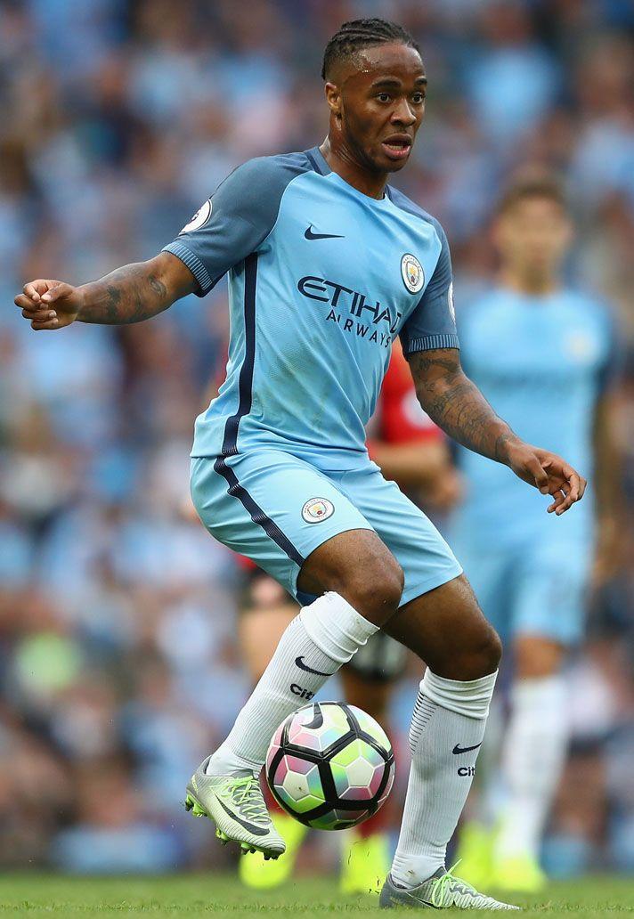 Raheem Sterling (Manchester City) Nike Mercurial Vapor XI