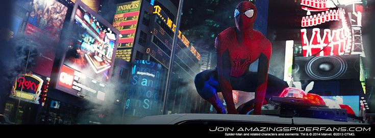 New Image From The Amazing Spider-Man 2