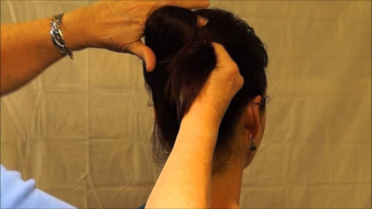 SIMPLISTIC DESIGNS  HOW TO VIDEO FOR LONG FINE HAIR
