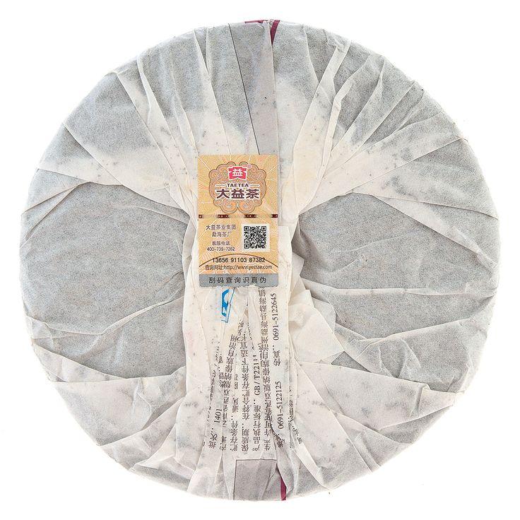 картинка 7592 Шу пуэр 2014 года. Чайная фабрика Мэнхай. Вес: 357 грамм интернет…