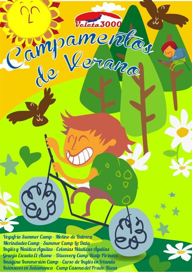 Catalogo Campamentos de Verano 2015