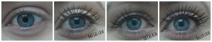 Review of Benefit's Mascaras including BADgal, They're Real and Roller Lash over on http://emandhanxo.blogspot.co.uk/2015/03/bad-gal-v-theyre-real-v-roller-lash.html