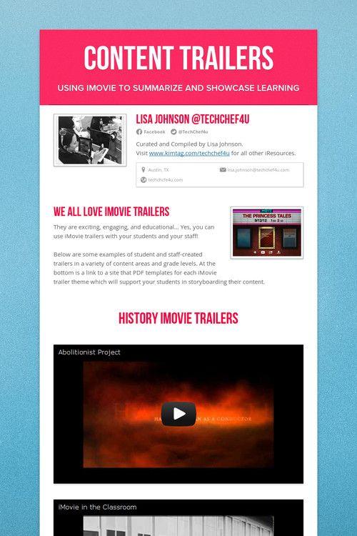 23 best iMovie images on Pinterest | School ideas, School stuff and App