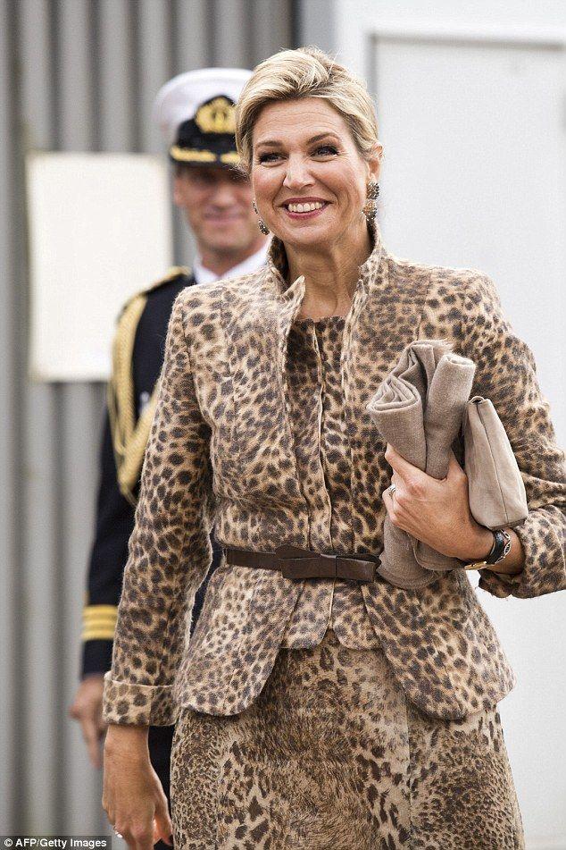 Queen Maxima visit the Digitial Workshop in Enschede