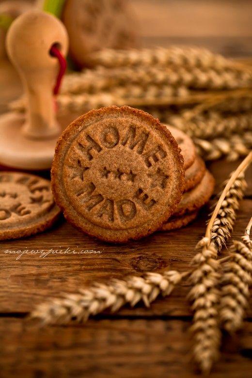 Celozrnné sušenky s kardamomem