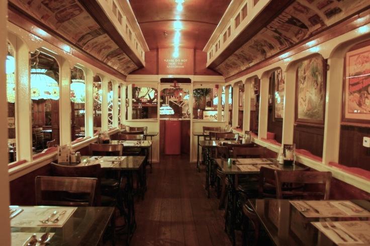 The Old Spaghetti Factory | Nashville, TN