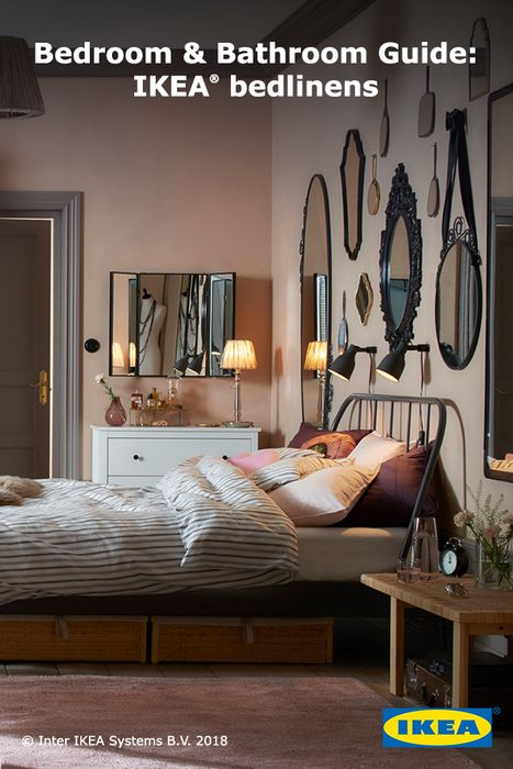 Treat your bedroom to comfortable, personal touches that help you relax and feel pampered, so you can enjoy every minute you spend there.