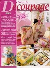 Revistas de Decoupage para descargar gratis