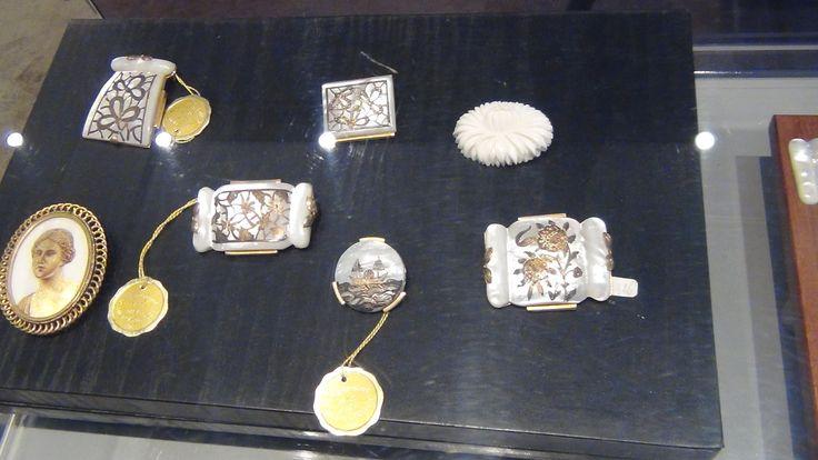 14 avril 2016 Musée de la nacre et de la tabletterie à Méru