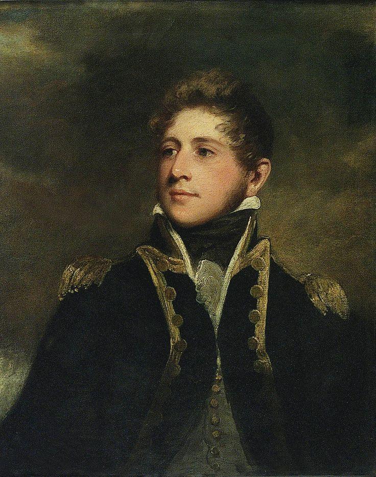 Captain Peter Parker, 1785-1814 - National Maritime Museum