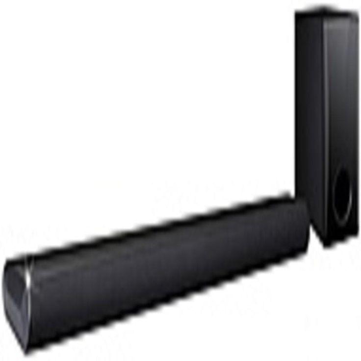 LG LAS350B 2.1 Channel Sound Bar with Subwoofer - 120 W RMS - DTS, Surround Sound, Dolby Digital - Bluetooth 4.0 - Digital Audio Optical - USB - Black
