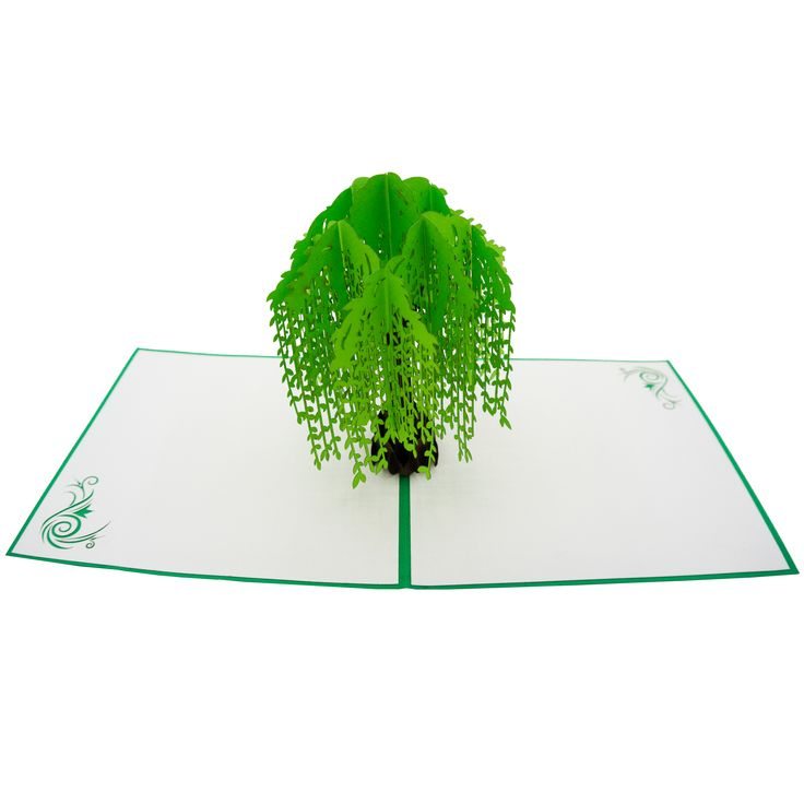38 best flower 3d pop up card images on pinterest 3d cards willow tree 3d pop up card m4hsunfo