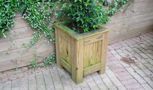 How to Build a Patio Planter | Danny Lipford
