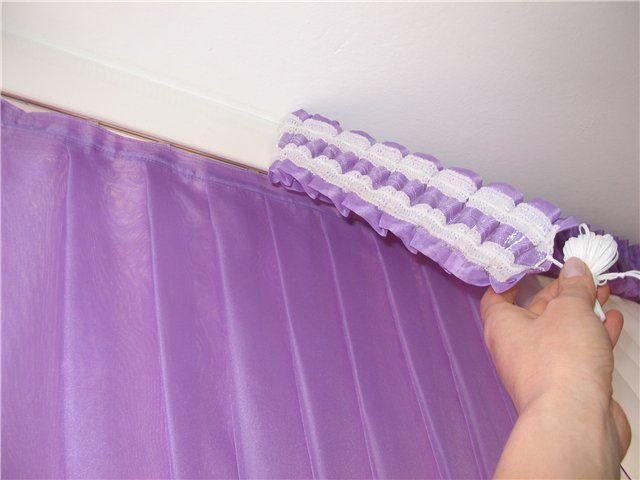 Как правильно выбрать тесьму для штор - Ярмарка Мастеров - ручная работа, handmade