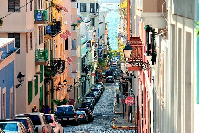 Puerto Rico is one of the easiest places to get to from the United States. Click through to see what you can't miss while visiting the island!