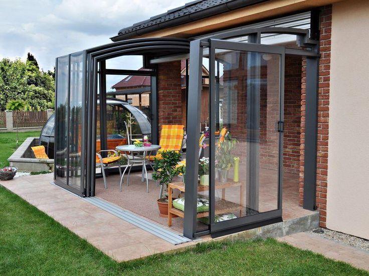 Oltre 25 fantastiche idee su copertura per veranda su for Come costruire un piccolo tetto sul bow window