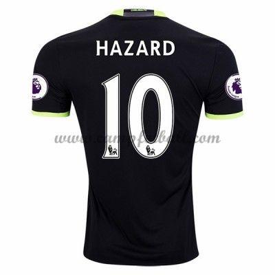 Chelsea Fotballdrakter 2016-17 Hazard 10 Bortedrakt