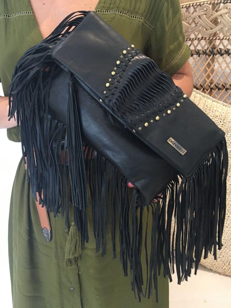 Kivari - Stingray Clutch Bag