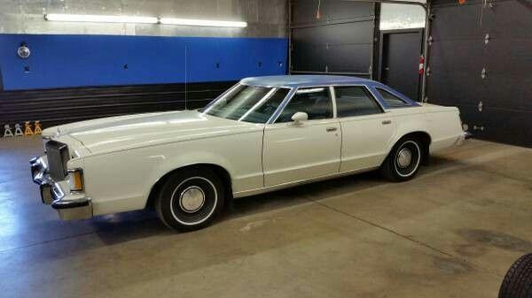 1978 Cougar Sedan, V8/Auto