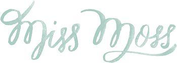 Miss Moss - deco & fashion, etc