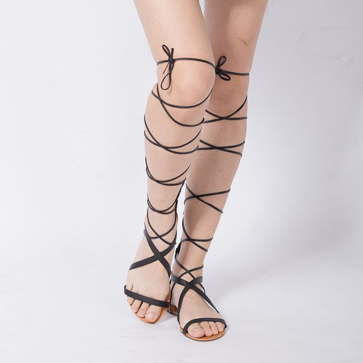 Women Gladiator Sandals. Women Gladiator Sandals  Upper Material: PUSandal Type: GladiatorOccasion: CasualClosure Type: ZipOutsole Material: RubberInsole Material: PUPattern Type: SolidStyle: FashionFashion Element: Cross-tiedBack Counter Type: Cover HeelSide Vamp Type: OpenHeel Type: Flat withWith Platforms: NoLining Material: PUFit: Fits true to size, take your normal size