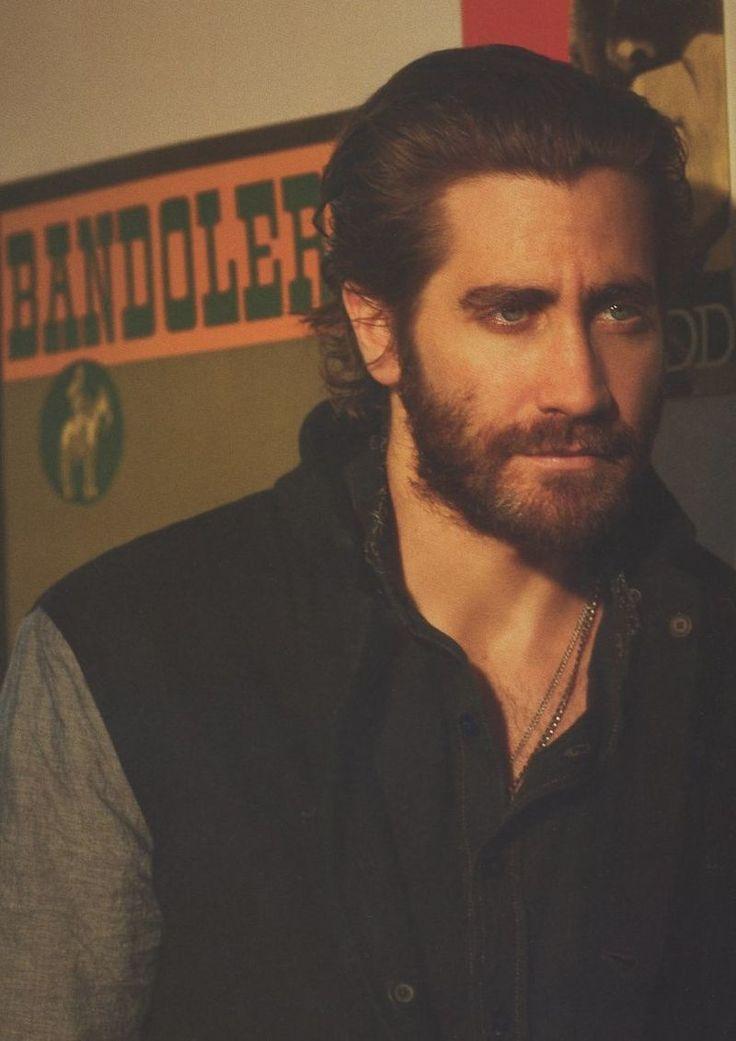 jake gyllenhaal beard - photo #34