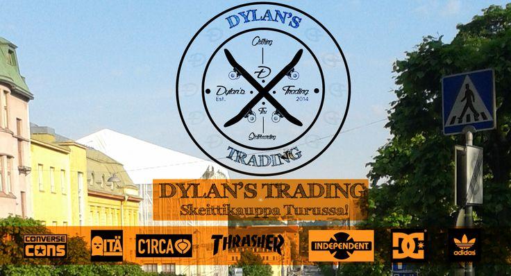 Dylan's Trading Konstanzankatu 4, 20320 TURKU