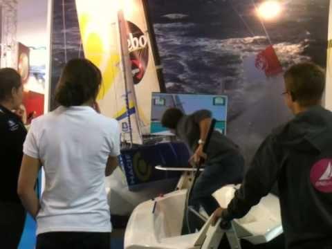 Sailing Simulator Racing 3
