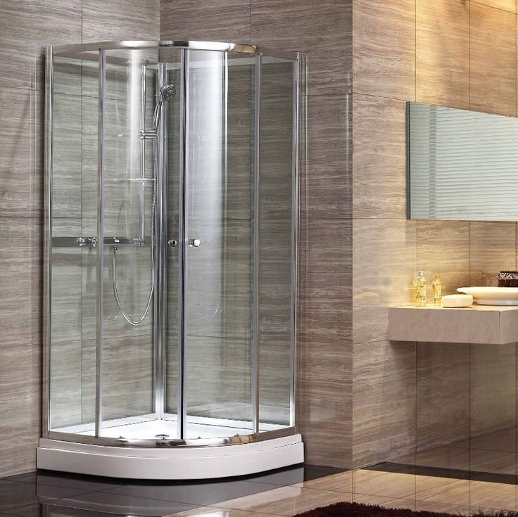 Marvelous Tips To Install Corner Shower Stall With Seat Pin Corner ...