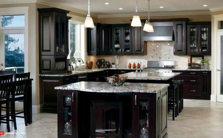 17 best images about kitchen design ideas on pinterest nyc stove and galley kitchens. Black Bedroom Furniture Sets. Home Design Ideas