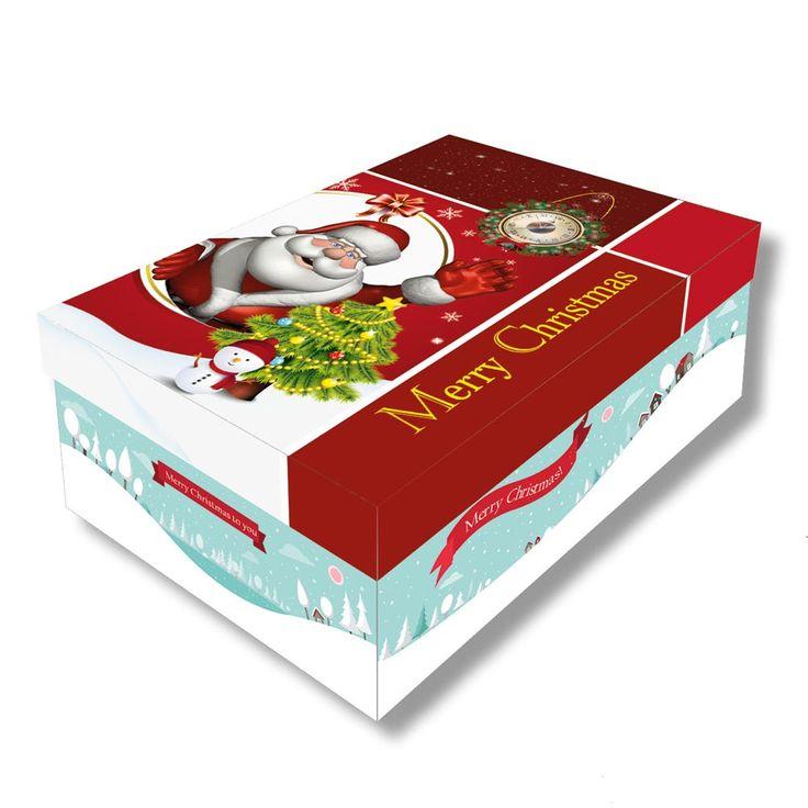 Merry Christmas doos/deksel